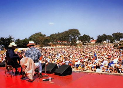 The San Francisco Blues Festival