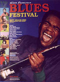 San Francisco Blues Festival poster 1993